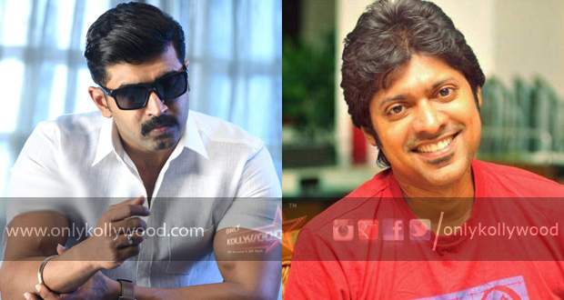 Arun Vijay - Magizh Thirumeni join hands for an intense thriller