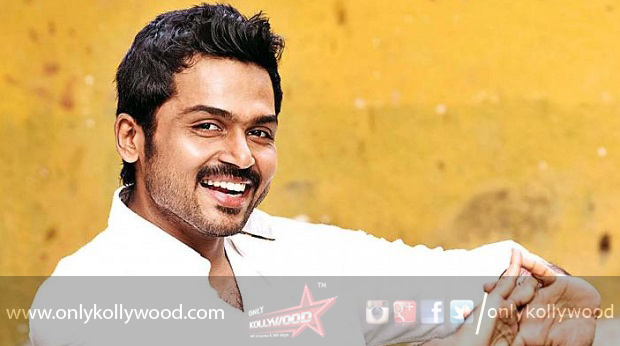 Photo of After Thozha/Oopiri, Karthi in talks for another Tamil-Telugu bi-lingual