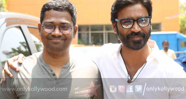 "Photo of ""Dhanush Sir was the driving force behind live compositions in Power Paandi"""