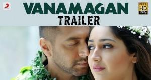 vanamagan Trailer