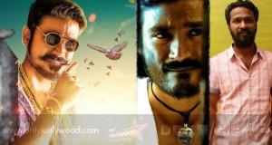 Hollywood project in May, Maari 2 in August - Dhanush
