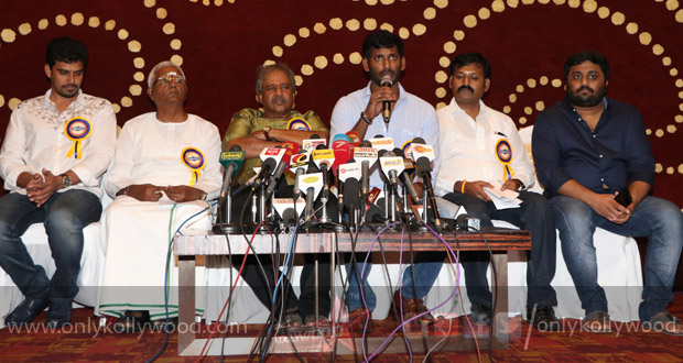 Indefinite strike from May 30th if our demands are not met says VishalIndefinite strike from May 30th if our demands are not met says Vishal