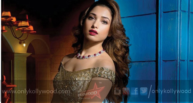 Photo of Tamannah's horror comedy goes on floors, to be wrapped up in about 40 days!