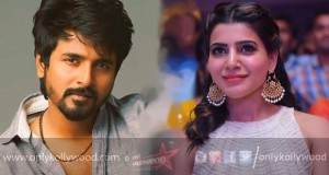Samanatha learns Silambam for Sivakarthikeyan-Ponram film
