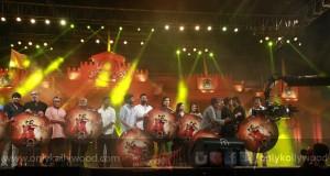 baahubali 2 audio launch stills