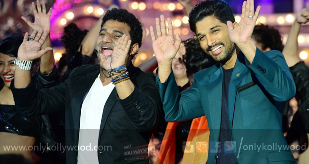 """Photo of """"DSP is the man behind many of the best songs in my career,"""" says Allu Arjun"""