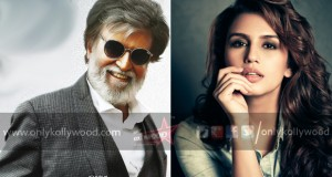 Huma Qureshi confirmed for Rajinikanth - Ranjith's next