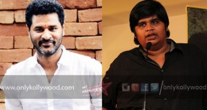 Karthik Subbaraj and Prabhu Deva in talks!