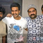 Simbus voice over for Vishnu Vishal's Kathanayagan