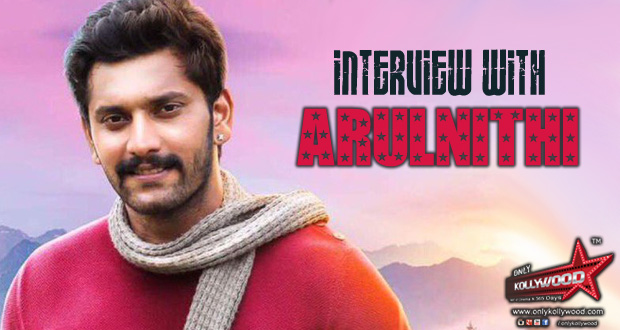 arulnithi interview copy