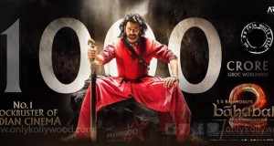 baahubali 2 1000 crores collections