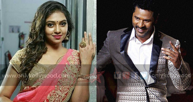 Photo of Prabhu Deva to romance Lakshmi Menon in Yung Mung Sung