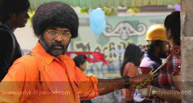 "Photo of Vijay Sethupathi sports 8 getups in ""Oru Nalla Naal Paathu Solren"""