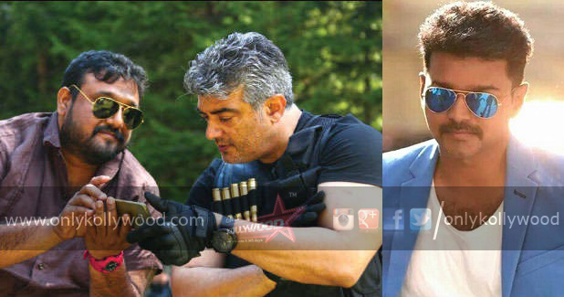 """Photo of """"Both Ajith and Vijay know their strengths well,"""" says director Siva"""
