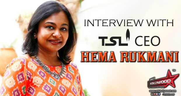 hema rukmani interview