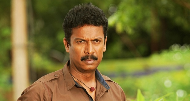 Photo of Three getups for Samuthirakani in Vada Chennai