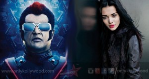 12-day-long song shoot for Rajinikanth and Amy Jackson next month