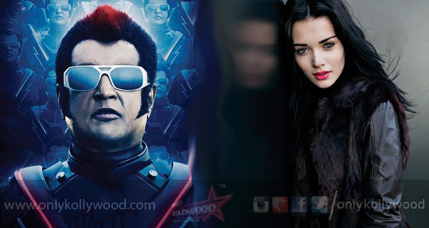 Photo of 2.o: 12-day-long song shoot for Rajinikanth and Amy Jackson next month