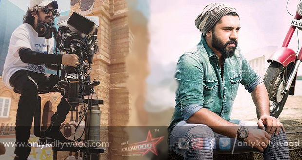 Photo of ENPT cinematographer to wield the megaphone for Nivin Pauly's next