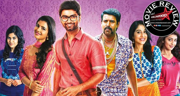 Gemini Ganeshanum Suruli Raajanum HD (2017) Movie Watch Online