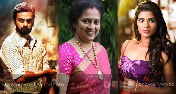 Photo of Lakshmy Ramakrishnan spills the beans about her next directorial