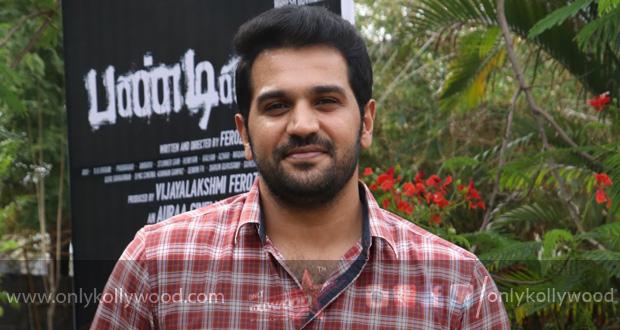 Mahesh Govindaraj Auraa Cinemas