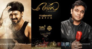 Mersal audio rights - highest ever for any Tamil film in recent times