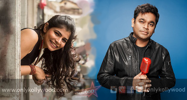 Singer Chinmayi offers support to AR Rahman