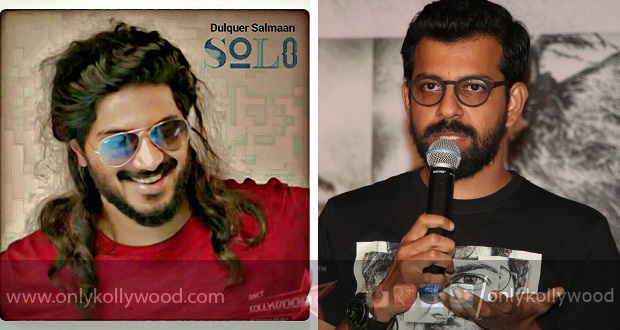 """Photo of """"Solo is a frame-to-frame genuinely shot bilingual,"""" says director Bejoy Nambiar"""