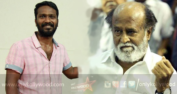 Photo of Vetrimaaran and Rajinikanth in talks for a collaboration