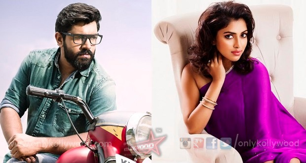 Photo of Nivin Pauly and Amala Paul team up for 36 Vayadhinile director's next
