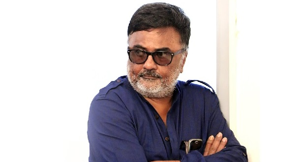 Photo of PC Sreeram on board Nivin Pauly's untitled project with 24 AM Studios