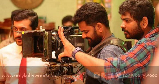 Photo of 6 days of shooting left to wrap up TSK