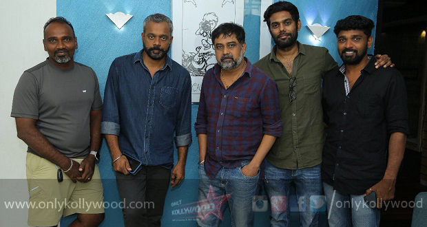 Gautham Menon and Lingusamy's contribution to Goli Soda 2