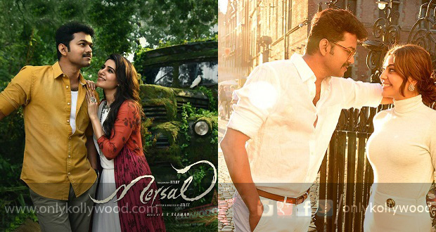 Mersal Songs Review - Only Kollywood