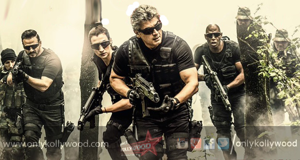 Vivegam Songs Review