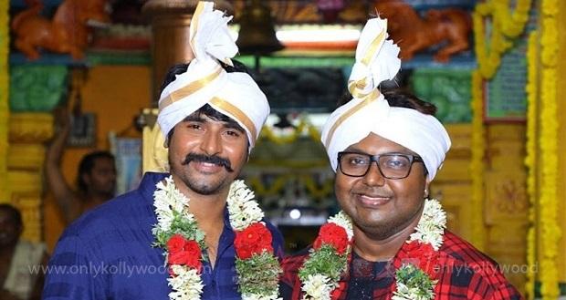 Photo of Imman begins composing work for Sivakarthikeyan – Ponram movie
