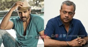 Gautham Menon to direct Arun Vijay's 25th film