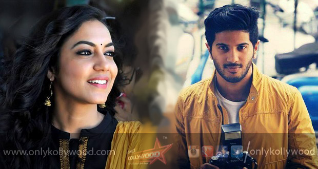 Photo of First look of Dulquer's Kannum Kannum Kollai Adithaal on Feb 14th
