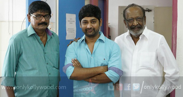 Filmmakers Agathiyan and Mahendran on board 'Mr. Chandramouli'