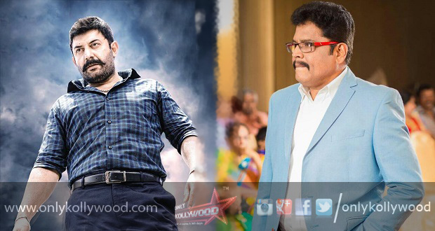 Photo of KS Ravikumar and Arvind Swami in talks for a film