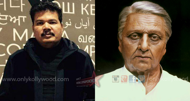 Kamal Haasan Director Shankar Indian 2 Lyca Productions