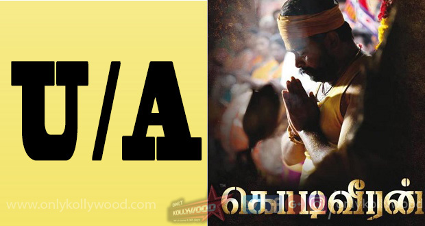 Photo of Kodi Veeran certified U/A; confirms November 30th release