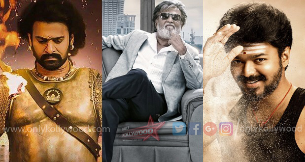 Vijay and Rajinikanth dominate all-time top 5 Chennai city grossers