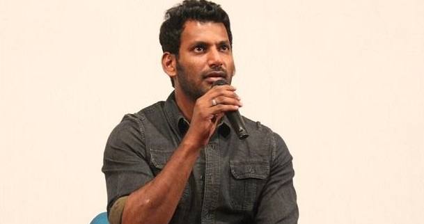 Photo of Vishal to contest for the RK Nagar by-election