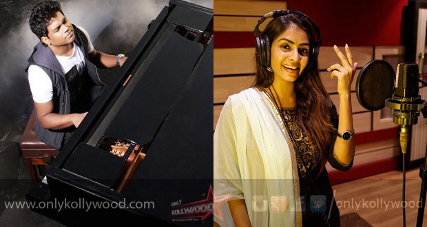 Photo of Yennai Arindhaal producer Aishwarya croons for Yuvan Shankar Raja
