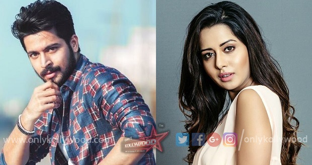 Photo of Bigg Boss contestants Harish Kalyan and Raiza Wilson team up for a rom-com