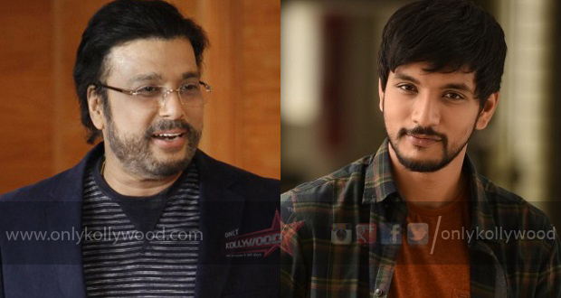 Photo of Father-son duo Karthik and Gautham Karthik team up for director Thiru's next