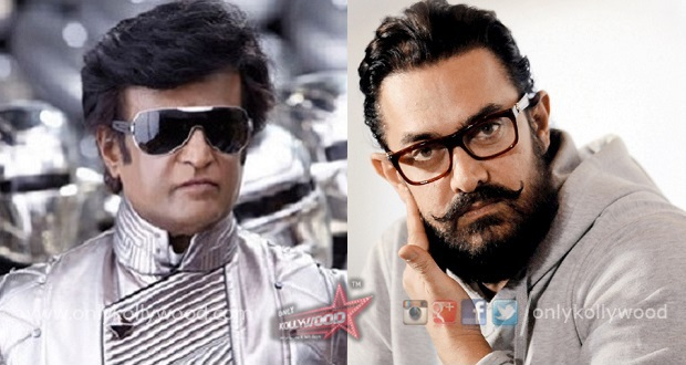 """Photo of """"I was offered Rajinikanth's role in 2.0. Rajini sir called me & requested,"""" says Aamir Khan"""