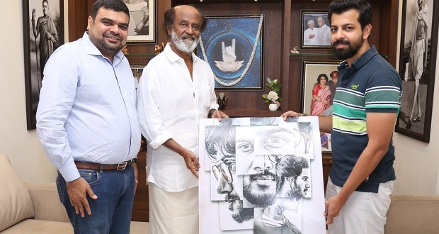 Photo of Rajinikanth showers praise on Dulquer Salmaan's Solo trailer